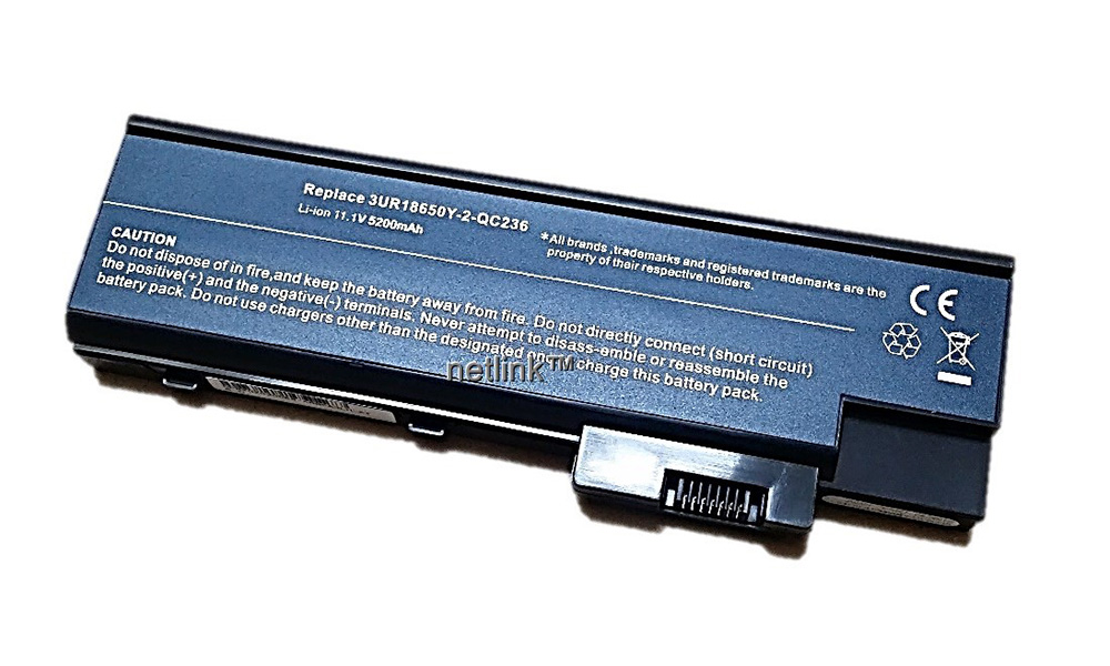 Replacement BT.00803.014 Laptop Battery For Acer Aspire 3660 5600 7000 9410 7512 series