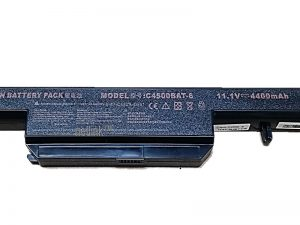 Replacement C4500BAT-6 Laptop Battery for CLEVO B4105 C4100 C4500Q series