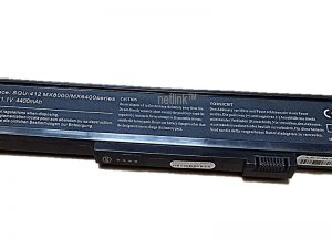 Replacement SQU-412 Laptop Battery for Gateway 6500 M360 M460 M680 series
