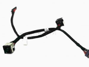 DC POWER JACK Charging Port in Cable Wire Harness for HP Elitebook