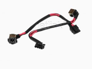 DC POWER JACK Charging Port DC in Cable Wire Harness for HP 240