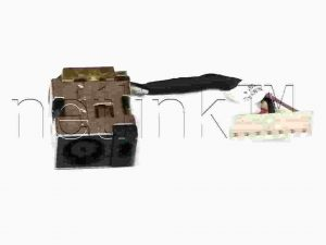 DC POWER JACK Charging Port in Cable Wire Harness for HP Pavilion