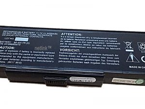 Replacement BP-8X17 Laptop Battery for Packard-Bell EasyNote W3420 W7610 w7500 series